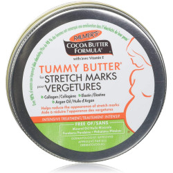 Palmer's Cocoa Butter Formula Tummy Butter for Stretch Marks Intensive Treatment Body Cream 125g