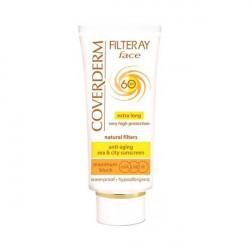 Coverderm Filteray Sunscreen SPF60 Light Beige 50ml