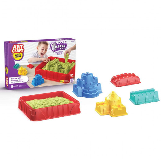 Art Craft Kinetic sand set